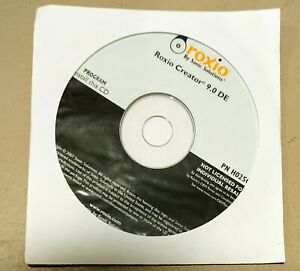 (SEALED) - Roxio Creator 9.0 DE - WITH KEY - INSTALL ON ANY PC WINDOWS XP/7/8/10
