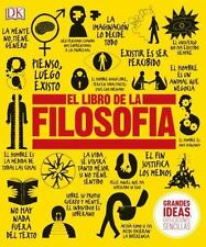 El Libro de la Filosofía (Big Ideas Simply Explained) (Spanish Edition), DK