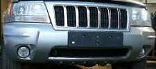Jeep Grand Cherokee Front Bumper Facelift Round Fogs WG 2.7 CRD