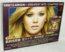 Kelly Clarkson Greatest Hits-Chapter One Taiwan Promo Display