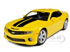 2010 CHEVROLET CAMARO RS SS YELLOW 1/24 DIECAST MODEL CAR BY MAISTO 31207