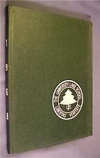 University Lake High School Yearbook 1968 Hartland Wi