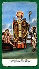 Santino ANTICO SAN NICOLA di BARI IMAGE PIEUSE - HOLY CARD SANTINI