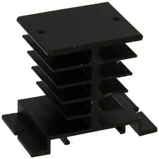 Inkbird Aluminum black heat sink for PID 10A - 40A SSR semiconductor relays New