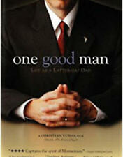 ONE GOOD MAN: LIFE AS A LATTER-DAY DAD (DVD, 2009) - NEW AND SEALED DVD