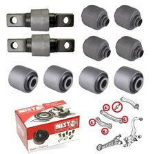 10 Rear Upper Track Control Rod Arm Bushing Assembly For 1990-1993 Honda Accord