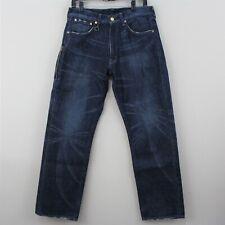Levis x Fragment Mens Small 32 x 31.5 Fenom Rare Piece Talon Zipper Jeans J245