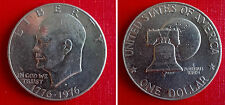 America - Stati Uniti 1 Eisenhower Dollar / Dollaro 1776-1976 +BB