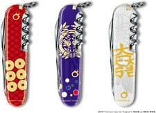 VICTORINOX Multi Tool Knife Sengoku warlord 3 types Japanese Samurai F/S NEW