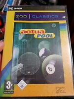 Actua Pool (NEW SEALED) - PC GAME - FREE POST