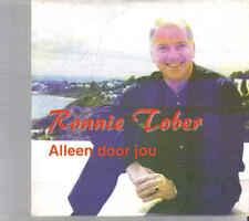 Ronnie Tober-Alleen Door Jou cd single