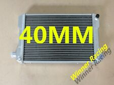 DUAL CORE RADIATOR MG MIDGET 1500 MT 1976-1980 1977 1978 1979