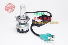 ledpremium 1x LED H4 HIGH LOW BEAM CONVERSION KIT 6000K 3500LM MOTO