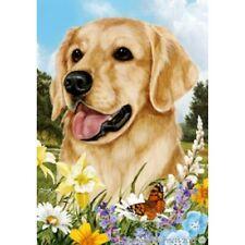 Summer Garden Flag - Golden Retriever 180051