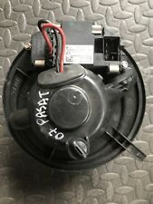 Heater Blower Fan Motor  F 011 500 002 Passat 07
