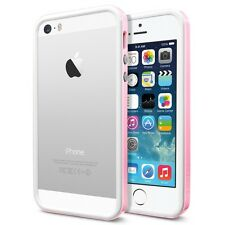 SGP10031 Neo Hybrid EX Slim Snow Series Shrebet Pink Bumper per iPhone 5
