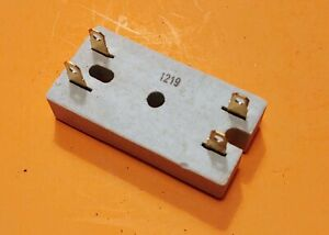 MOPAR OEM SPEC Dual Ballast Resistor 318 340 400 360 440 Plymouth Dodge 1972-'79