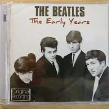 NEW SEALED - THE BEATLES - THE EARLY YEARS - 50's 60's Pop Beat Music CD Album