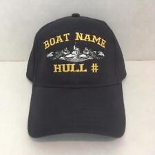USS Connecticut SSN 22 - Embroidered Submarine Otto Ball Cap - BC Patch