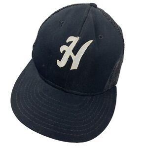 Unknown H Logo Trucker Snapback Ball Cap Hat Adjustable Baseball Adult