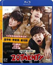 """Kang Ha Neul """"Twenty"""" Lee Jun Ho Korea Comedy HK Version Region A Blu-Ray"""