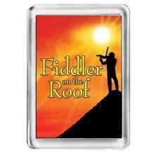 Fiddler On The Roof. The Musical. Fridge Magnet.
