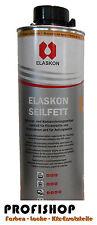 ELASKON Draht Seilfett Drahtseilfett Seilbahnfett 6 x 1 Liter Dose