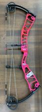 Elite Echelon 37 compound bow. 60# Pink Finish (Your Choice Of Draw)