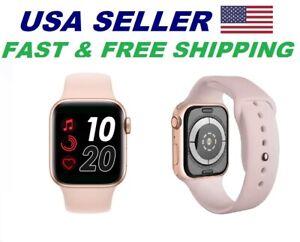 Smart Band Series 5 Iwo 12 13 Smart Watch Voice Call W75 Bluetooth Smart Calling