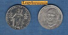V République 1959 - / 1 Franc 1996 Jacques Rueff 1896 1966 TB TTB Commémorative