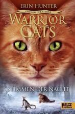 Stimmen der Nacht / Warriors Cats - Zeichen der Sterne Bd.3 von Erin Hunter...