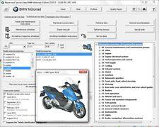 BMW C600 Sport / C650 GT / C Evolution RepRom Service Manual DVD  -  C 600 650
