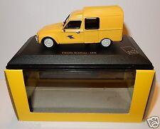 NOREV CITROEN ACADIANE 1978 POSTES POSTE PTT 1/43 in luxe box