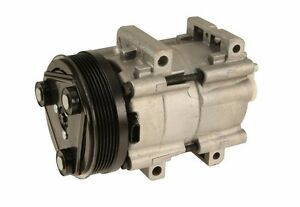 For Lincoln Mercury Sable Topaz Ford A/C Compressor W/Clutch Premium Aftermarket