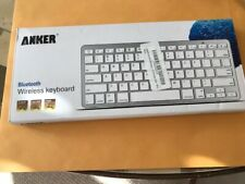 ANKER BLUETOOTH WIRELESS KEYBOARD, NEW IN BOX, BATTERIES INCLUDED, FREE SHIPPING