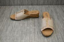 **Soft Style Omber HSS1415-275 Sandals, Women's Size 9.5 M, Bone NEW