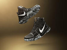 Nike Kyrie 3 BHM Black White Size 9. 852415-001 Lebron cavs finals mvp