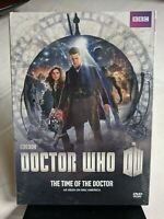 (DVD) DOCTOR WHO: The Time of the Doctor (2014) Matt Smith, Jenna Coleman
