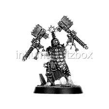 WCIG04 ARMATOR IRON GOLEM WARCRY WARHAMMER AOS BITZ A41-A42 b28