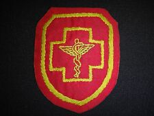 ARVN Army MEDICAL Corps Vietnam War Hand Made Patch