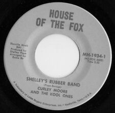 Curley Moore And The Kool Ones / Shelley's Rubber Band - Funky Yeah / Funk 45
