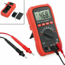 Profi Digital Multimeter Messgerät Auto-Range Kapazität DC AC Voltmeter Werkzeug