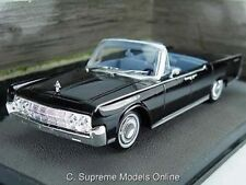 LINCOLN CONTINENTAL JAMES BOND GOLDFINGER CAR 1:43 BLUE MODEL EXAMPLE T34Z