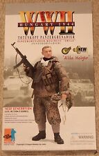 dragon action figure 1/6 ww11 german aldo 70220 12'' boxed did cyber hot toy