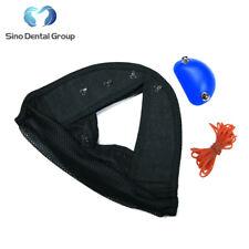 1 x Dental Orthodontic Face Mask Headgear Head Cap Blue Size M