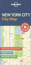 Lonely Planet New York City Map by Lonely Planet 9781786574145 | Brand New