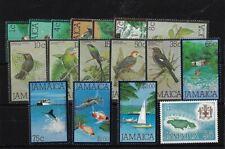 JAMAICA SG461/477, 1979 SET MNH
