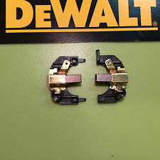 DEWALT BRUSH HALVES FULL SET N157123 N157129 SEE MODEL LIST IN AD DC825