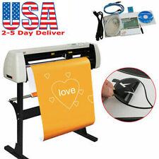 33 Inch Plotter Machine Vinyl Cutter Plotter Sign Cutting Plotter device+Stand