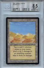 MTG Arabian Nights Desert BGS Graded 8.0 NM-MTMagic  Card  WOTC 4942